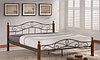 Двуспальная кровать Melis Onder Mebli 160х200 Малайзия