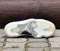 Баскетбольные кроссовки Nike Air Jordan 11, фото 3