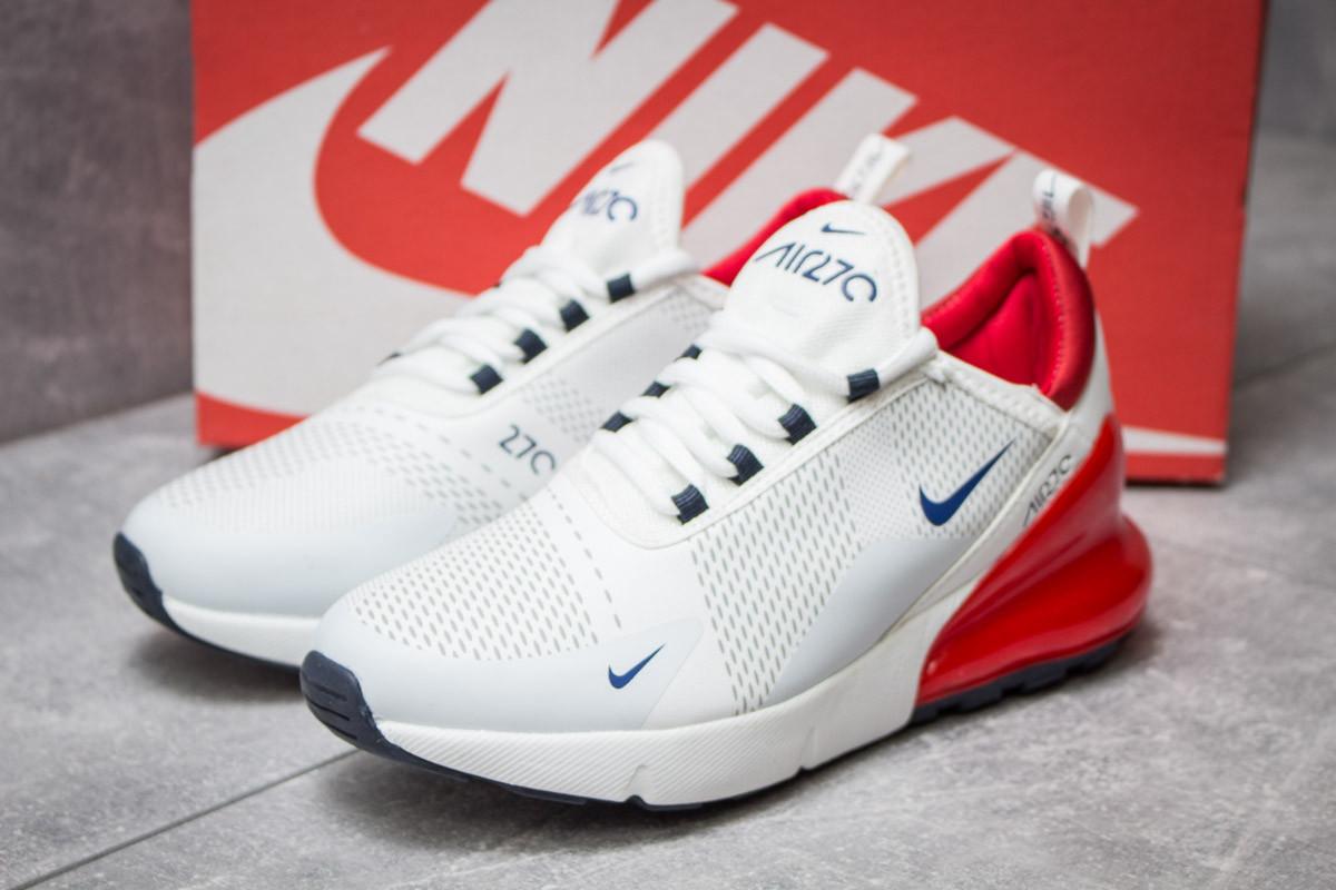 Кроссовки женские Nike Air 270, белые (14454) размеры в наличии ►(нет на складе)