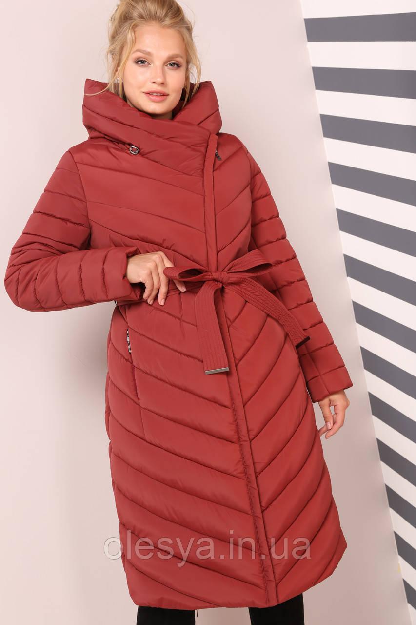 Пальто женское зимнее Фелиция - размеры 58 60
