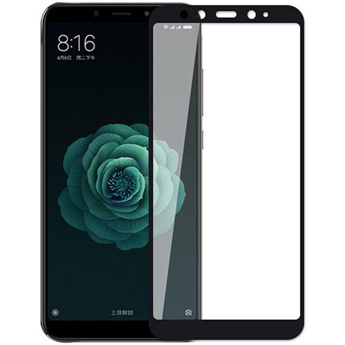 Защитное стекло 3D Black для Xiaomi Mi 6x / Mi A2