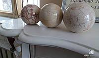 Изделия из натурального камня гранита и мрамора.Мраморные шары на заказ