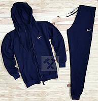 Спортивный костюм Nike синего цвета (люкс копия)