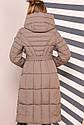 Пальто Фелиция - капучино  размеры 58 60, фото 3