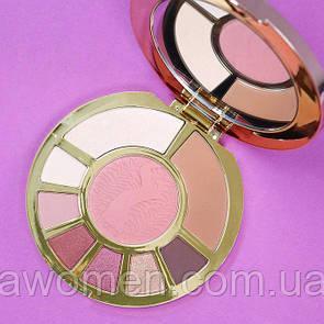 Палітра тіней + рум'яна Tarte limited-edition ladies night eye & cheek palette