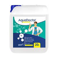 Жидкое коагулирующее средство AquaDoctor FL 20 л. химия для бассейнов