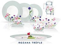 Сервиз Luminarc Rosana Trefle N2171 46 предметов