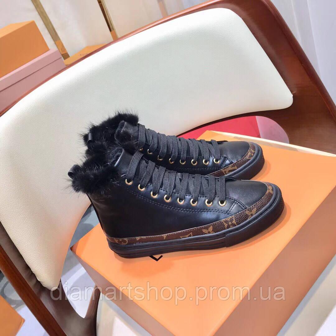 a7f61d236ef5 Женскиe кроссовки Louis Vuitton - DIAMART - Реплики люкс класса 1 1 в Луцке