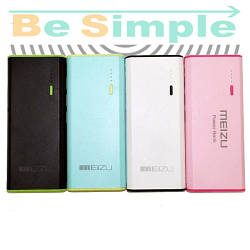 Power bank MEIZU LED new 30000mAh