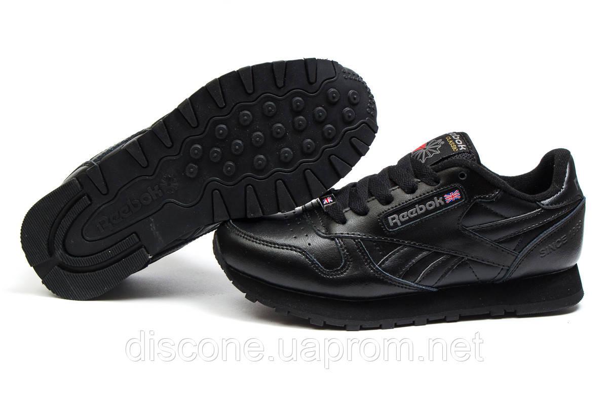 Кроссовки женские ► Reebok Classic,  черные (Код: 14442) ► [  36 37 38 39  ] ✅Скидка 38%