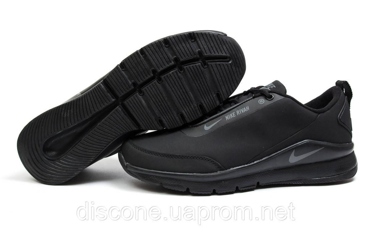Кроссовки мужские ► Nike Rivah,  черные (Код: 14522) ► [  42 (последняя пара)  ] ✅Скидка 39%