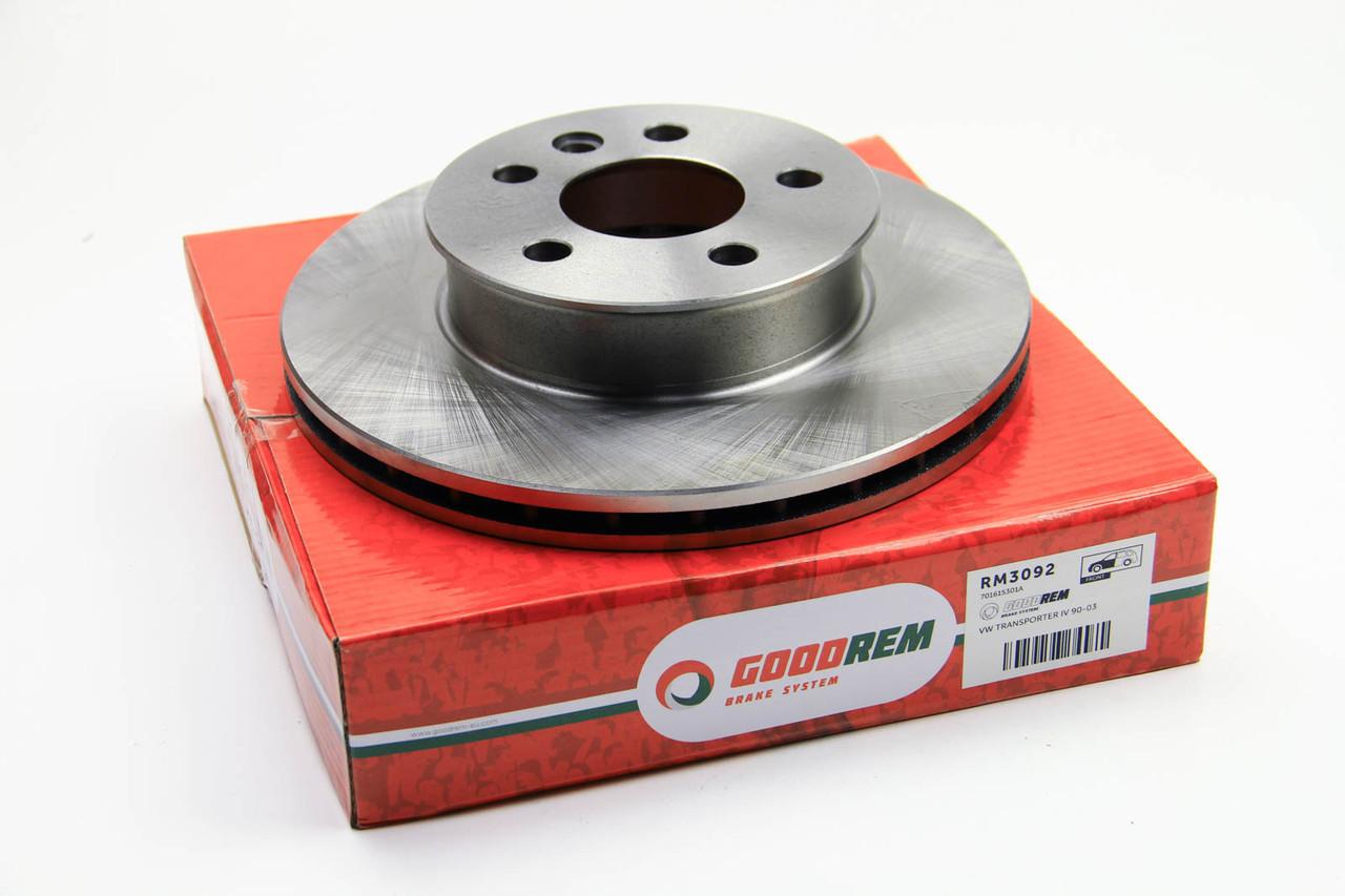 Задние тормозные диски на т4 транспортер привод для ленточного конвейера цена