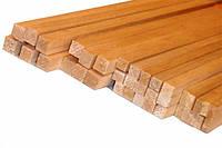 Монтажная рейка Киев - 20х40 деревянная, сосновая, купить