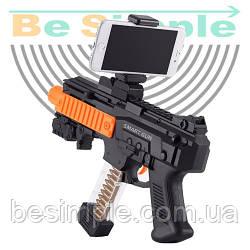 Игровой автомат Ar Game Gun (геймпад) для смартфона, бластер виртуальной реальности