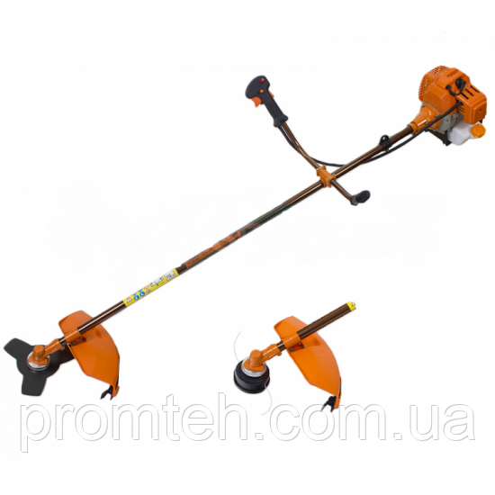 Бензокоса Урал БК-3650 (Победит+шпуля)
