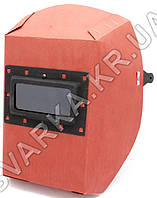 Маска сварщика фиброкартон 52х102 мм