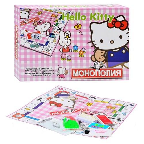 "Монополия 3838R-KT ""Hello Kitty"""