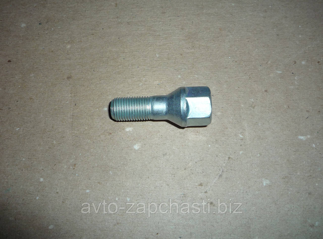 Болт 12х 30 колес ВАЗ 2101-12, Калина пустышка  (10 шт) (пакет)