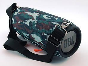 Влагозащищенная JBL Xtreme 40W  портативная Bluetooth колонка BIG Камуфляж