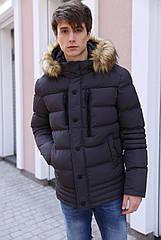 Куртка мужская Миллард - Графит №40