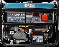 Бензиновый генератор Konner&Sohnen KS 10000E-1\3, фото 1