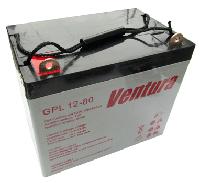 Аккумулятор Ventura GPL 12-80 new