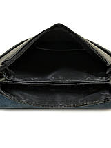 Мужская сумка планшет через плечо иск-кожа DR. BOND 204-4 black, фото 3