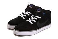 Зимние кроссовки Nike Suketo Mid черные