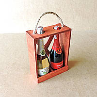 Подарочная коробка Лекко коралл