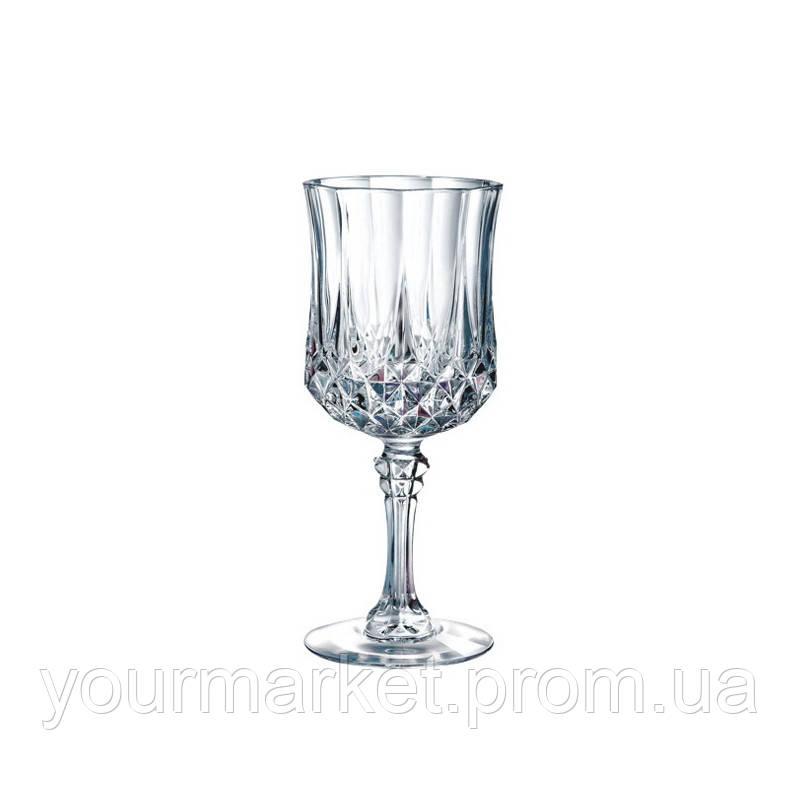 Набор бокалов для вина Eclat Longchamp 250 мл 6 пр L7550