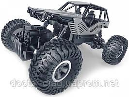Sulong Toys Автомодель Sulong Toys Off-Road Crawler на р/у ROCK (серебристый, 1:18) (SL-111S)