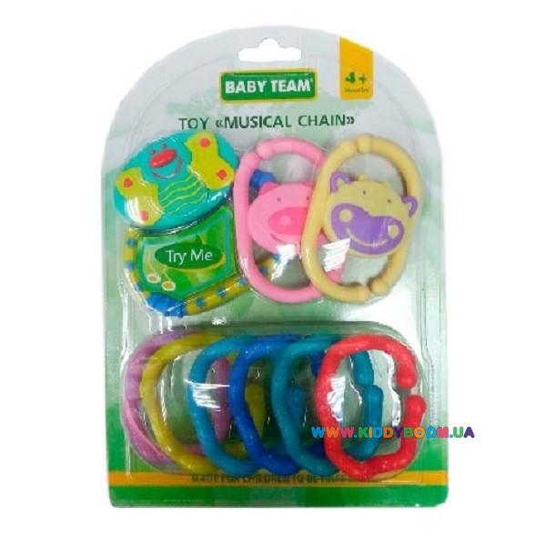 Іграшка Музична ланцюжок Baby Team 8602