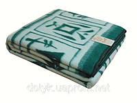 Полуторное шерстяное одеяло Бамбук 170х210 ТМ VLADI