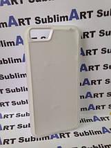 Чехол для 2D сублимации резиновый (TPU) Iphone 6/6s прозрачный, фото 3