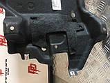 Захист днища шумоізоляція права Audi Q7 4M 4M0825206J, фото 2