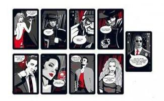 Настольная карточная игра Mafia
