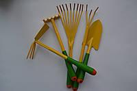 Набор садовый из 5 предметов 9376