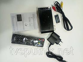 Цифровой тюнер DVB-T2 Selenga T81D (DVB-T2, Youtube, IPTV), фото 3
