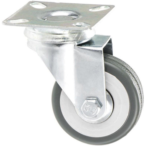 Колесо поворотное с платформой O 50 мм распродажа