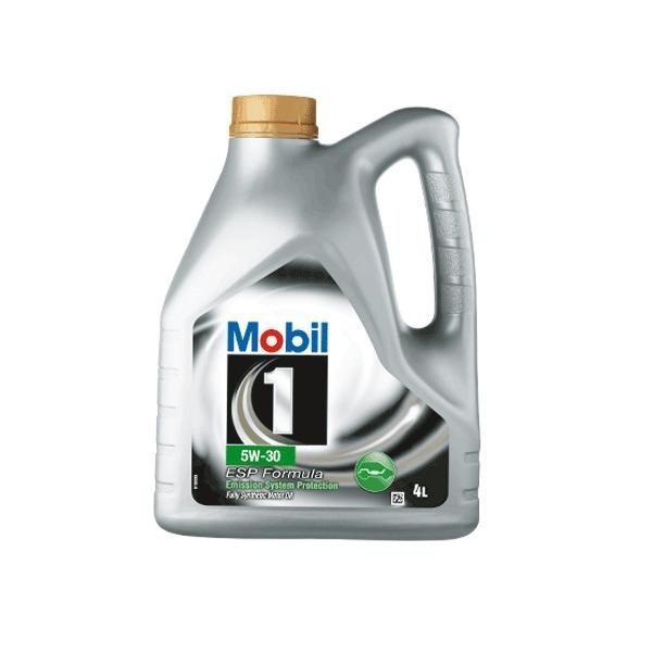 Моторное масло MOBIL1 ESP Formula 5W-30 4л