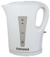 Grunhelm EKP-2217I Электрочайник (белый)