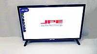 "LCD LED Телевизор JPE 24"" DVB-T2 12v/220v HDMI"