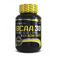 BioTech BCAA 3D  (90 капс.)