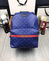 8fdecbb9c245 Рюкзак ранец портфель мужской женский Louis Vuitton копия реплика