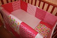 Детские постельные комплекты ручной работы
