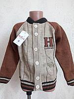 Детская теплая кофта для мальчика
