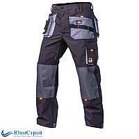 Рабочие брюки STEELUZ GREY, фото 1