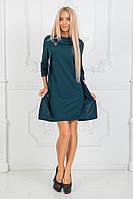 Женское Платье  рукав три четверти, фото 1
