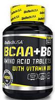 BioTech BCAA+B6  (100 таб.)