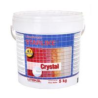 Двухкомпонентная затирка Litokol Starlike C.350 Crystal